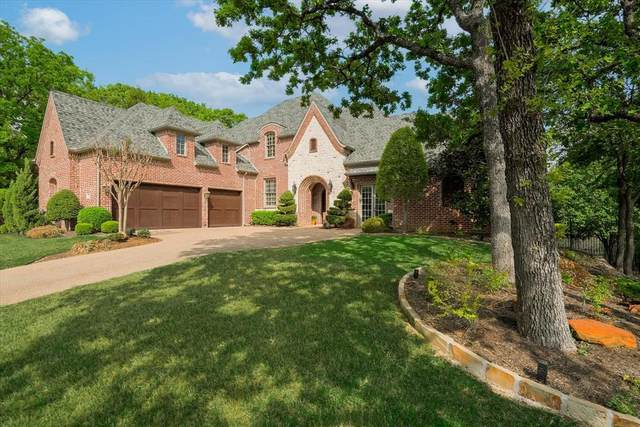 3112 Overlook Circle, Highland Village, TX 75077 (MLS #14551180) :: Trinity Premier Properties