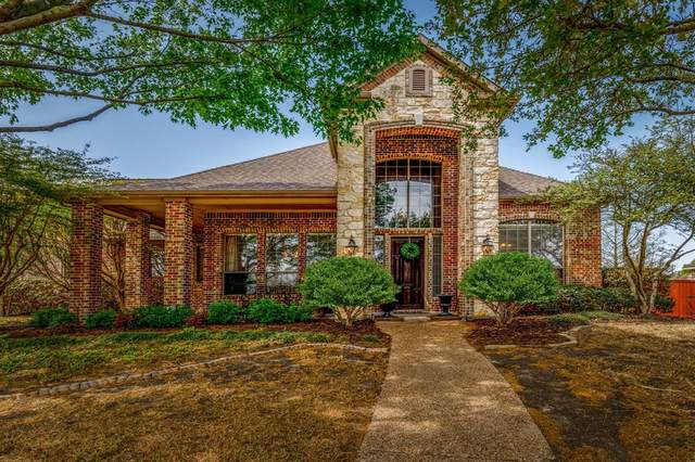 132 Oxford Drive, Heath, TX 75032 (MLS #14551226) :: The Chad Smith Team