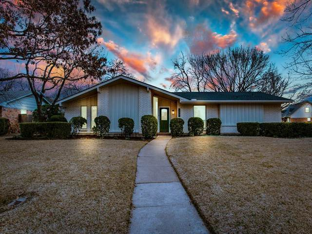 12906 Mitchwin Road, Farmers Branch, TX 75234 (MLS #14551255) :: The Chad Smith Team