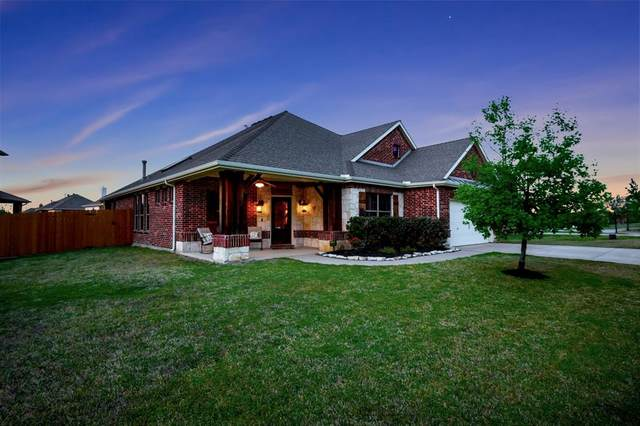 12812 Saratoga Springs Circle, Fort Worth, TX 76244 (MLS #14551256) :: The Chad Smith Team