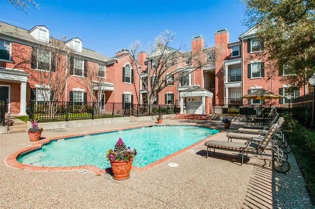 5407 Bryan Street A104, Dallas, TX 75206 (MLS #14551272) :: Front Real Estate Co.