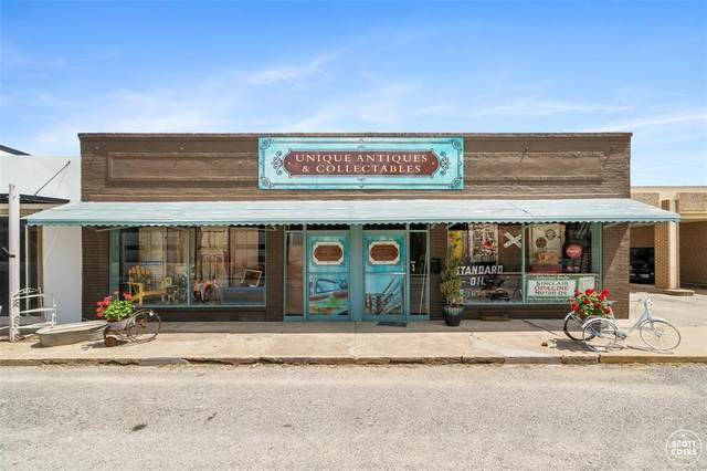 214 N Austin Street, Comanche, TX 76442 (MLS #14551292) :: The Kimberly Davis Group