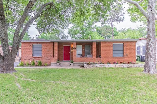 405 Hurstview Drive, Hurst, TX 76053 (MLS #14551301) :: Wood Real Estate Group