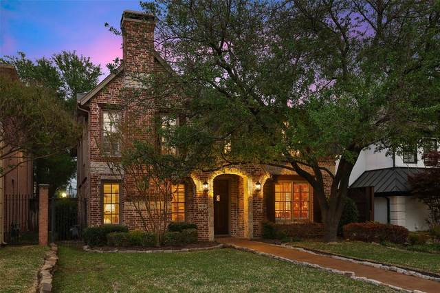5038 Airline Road, Highland Park, TX 75205 (MLS #14551306) :: Robbins Real Estate Group