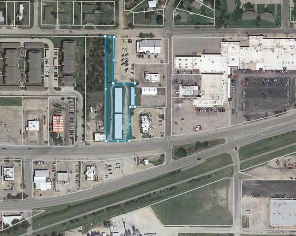 2601 E Hubbard, Mineral Wells, TX 76067 (MLS #14551314) :: The Tierny Jordan Network