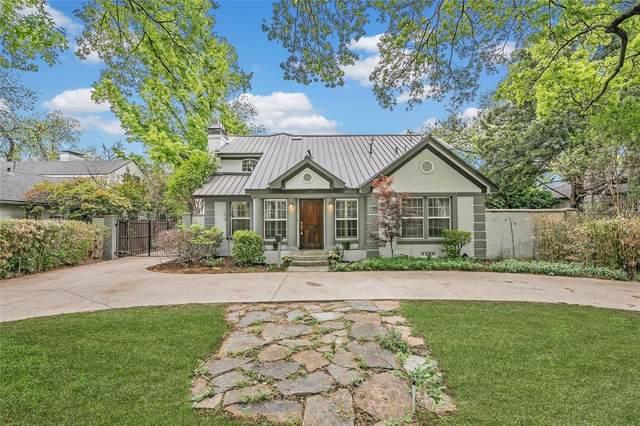 3120 Lovers Lane, University Park, TX 75225 (MLS #14551319) :: Real Estate By Design