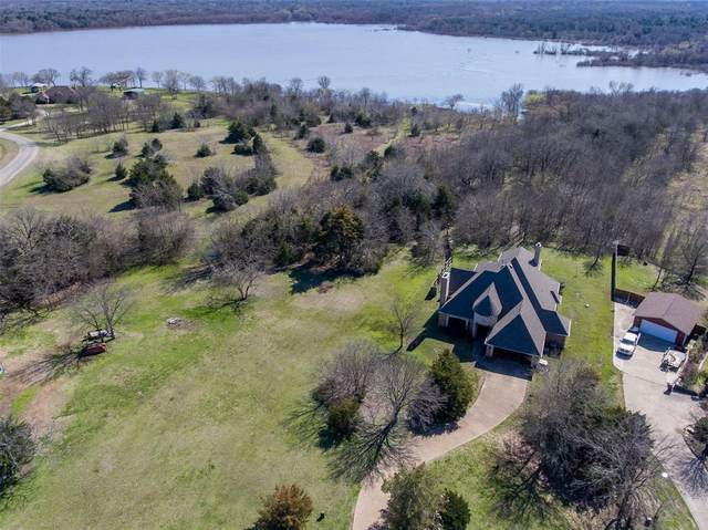 10546 Lago Vista, Quinlan, TX 75474 (MLS #14551321) :: Results Property Group
