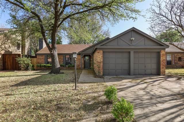 2429 Bentley Drive, Grand Prairie, TX 75052 (MLS #14551333) :: The Chad Smith Team