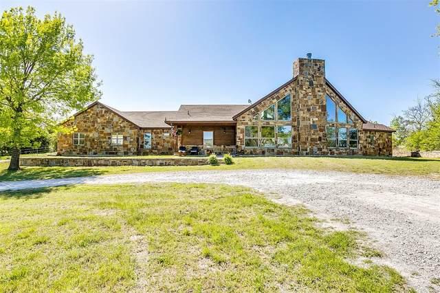 297 Canyon Creek Circle, Brock, TX 76087 (MLS #14551366) :: Real Estate By Design
