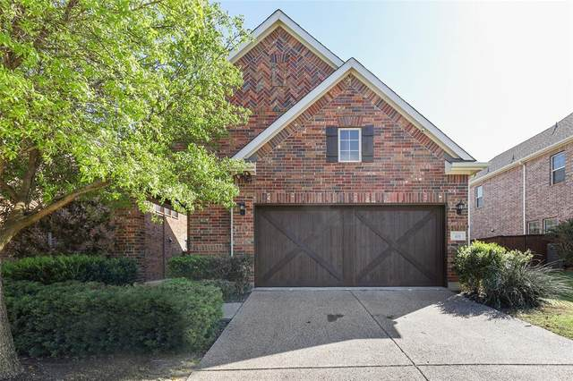 416 Westminster Drive, Lewisville, TX 75056 (MLS #14551388) :: Hargrove Realty Group