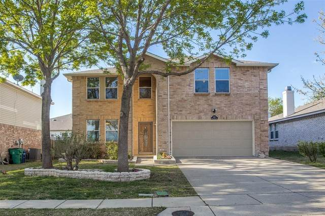 5421 Pandale Valley Drive, Mckinney, TX 75071 (MLS #14551404) :: The Good Home Team