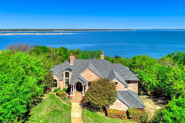 159 Ellen Drive, Pottsboro, TX 75076 (MLS #14551409) :: Real Estate By Design