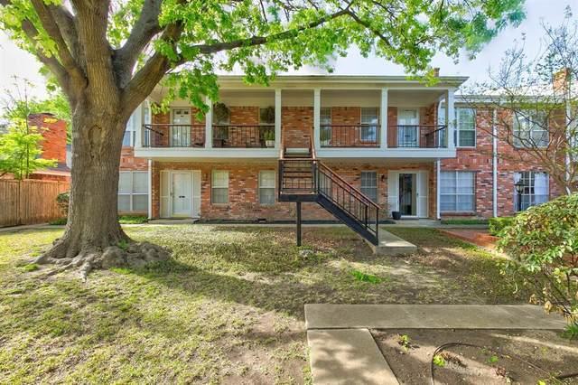 1287 Roaring Springs Road, Fort Worth, TX 76114 (MLS #14551412) :: Craig Properties Group
