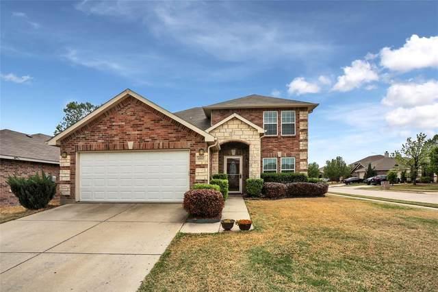 4500 Mountain Oak Street, Fort Worth, TX 76244 (MLS #14551421) :: The Chad Smith Team