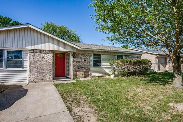 12211 Baron Drive, Balch Springs, TX 75180 (MLS #14551424) :: The Chad Smith Team