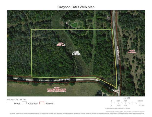TBD Kentucky Town, Whitewright, TX 75491 (MLS #14551434) :: Results Property Group
