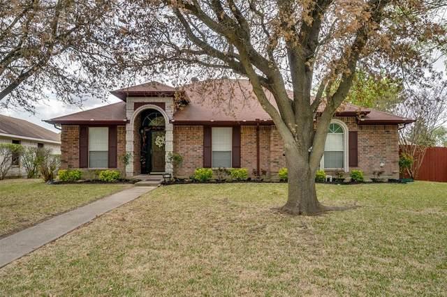 523 Quail Hollow Drive, Lancaster, TX 75146 (MLS #14551436) :: Lyn L. Thomas Real Estate | Keller Williams Allen