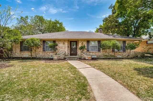 7740 La Sobrina Drive, Dallas, TX 75248 (MLS #14551463) :: The Good Home Team