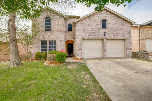 3705 Red Start Drive, Mesquite, TX 75181 (MLS #14551470) :: The Kimberly Davis Group