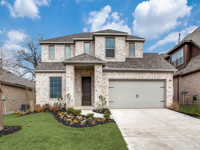 16001 Brelsford Place, Prosper, TX 75078 (MLS #14551476) :: The Kimberly Davis Group