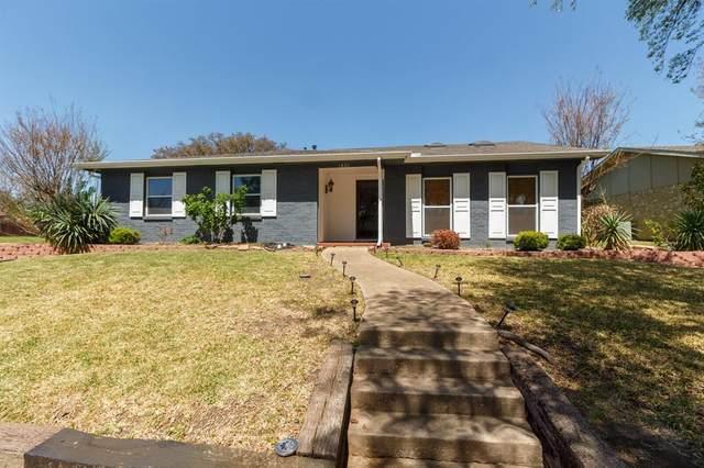 1801 Addington Drive, Carrollton, TX 75007 (MLS #14551482) :: The Good Home Team