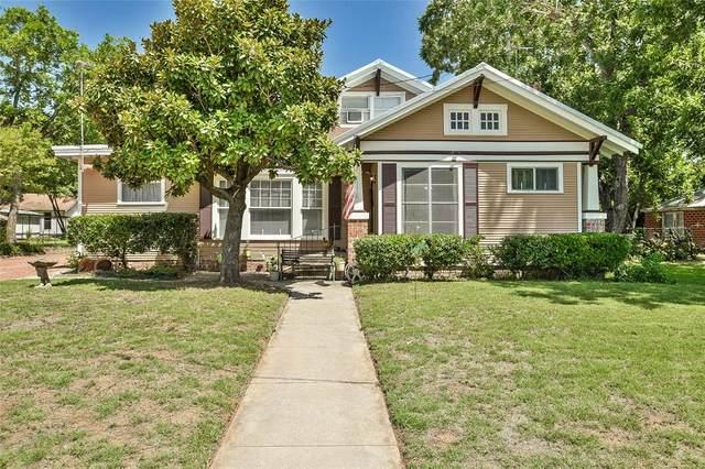 1147 W Frey Street, Stephenville, TX 76401 (MLS #14551520) :: The Heyl Group at Keller Williams