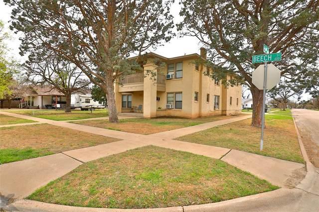 642 Beech Street, Abilene, TX 79601 (MLS #14551534) :: The Chad Smith Team