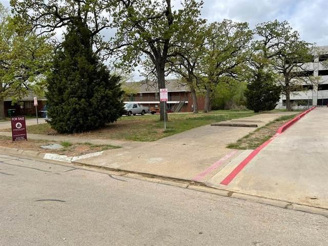401 Bryan Street, Denton, TX 76201 (MLS #14551549) :: The Mauelshagen Group