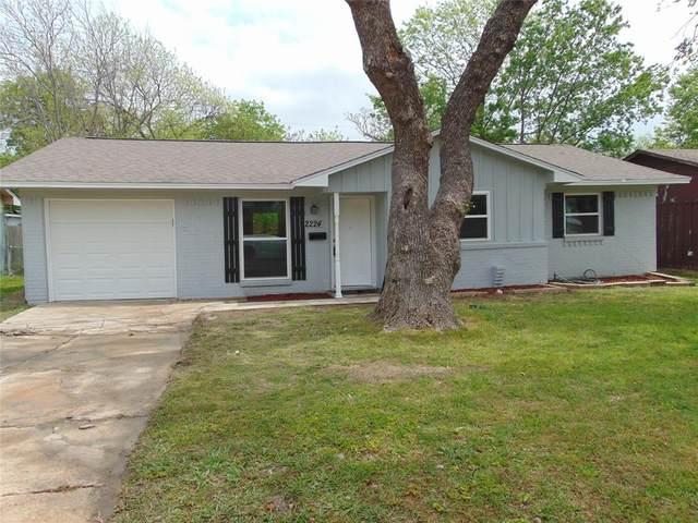 2224 Avis Street, Mesquite, TX 75149 (MLS #14551564) :: Bray Real Estate Group