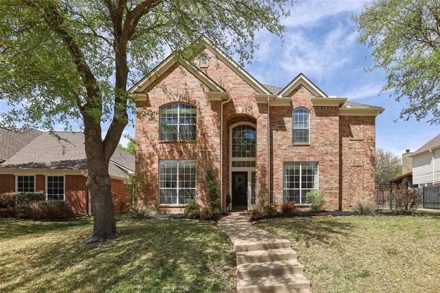 709 Creek Crossing Trail, Keller, TX 76248 (MLS #14551565) :: Team Tiller