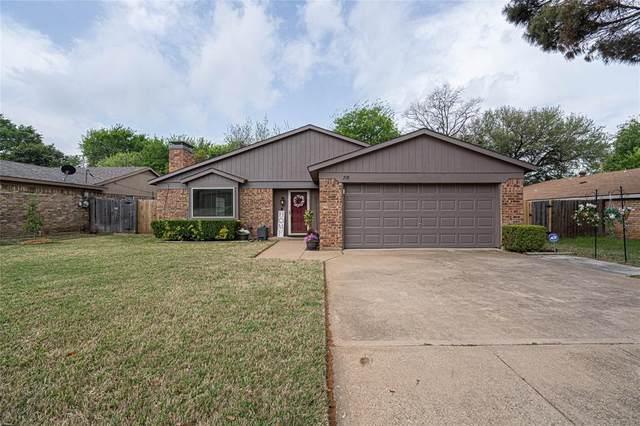 718 Matthews Court, Arlington, TX 76012 (MLS #14551576) :: The Good Home Team