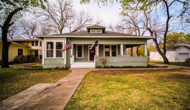 503 E Mcfarland Street, Grandview, TX 76050 (MLS #14551588) :: Results Property Group