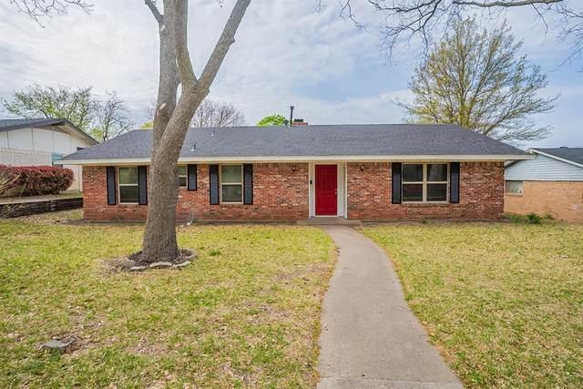 2536 Club Manor Drive, Dallas, TX 75237 (MLS #14551598) :: The Property Guys