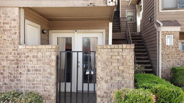 9811 Walnut Street #108, Dallas, TX 75243 (MLS #14551605) :: The Rhodes Team