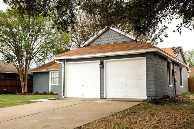 2662 Fairmont Drive, Grand Prairie, TX 75052 (MLS #14551611) :: The Chad Smith Team