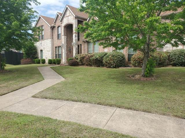 1205 Turtle Point Court, Desoto, TX 75115 (MLS #14551621) :: Rafter H Realty