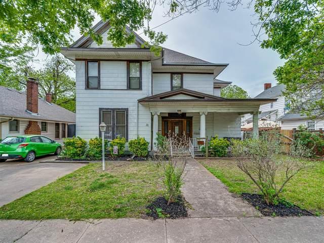 405 W Denton Street, Ennis, TX 75119 (MLS #14551641) :: The Chad Smith Team