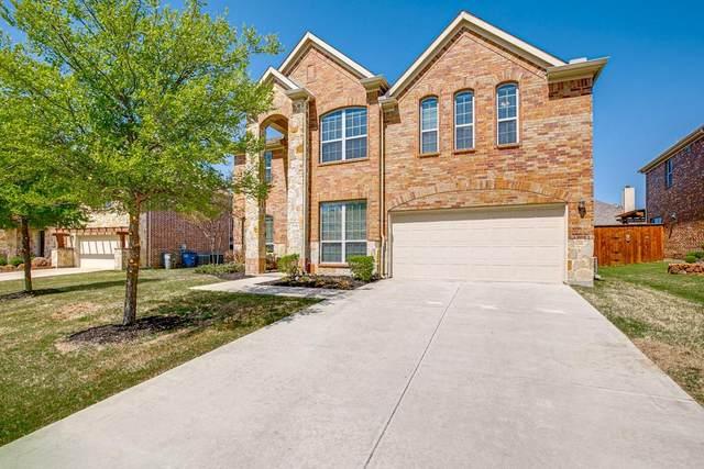 3005 Aurora Mist Drive, Little Elm, TX 75068 (MLS #14551642) :: The Good Home Team