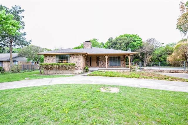 923 Georgeland Drive, Duncanville, TX 75116 (MLS #14551649) :: Craig Properties Group