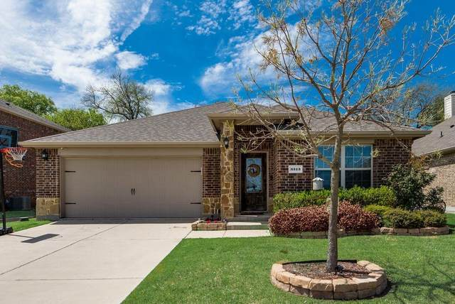 3313 Belford Circle, Anna, TX 75409 (MLS #14551652) :: Russell Realty Group