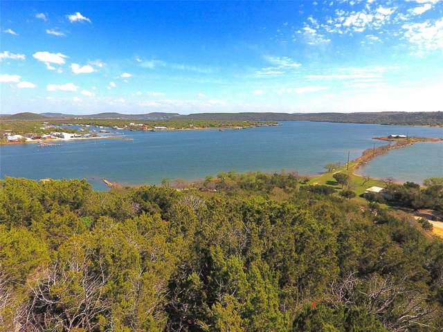 TBD Chapel Road, Possum Kingdom Lake, TX 76450 (MLS #14551657) :: Hargrove Realty Group