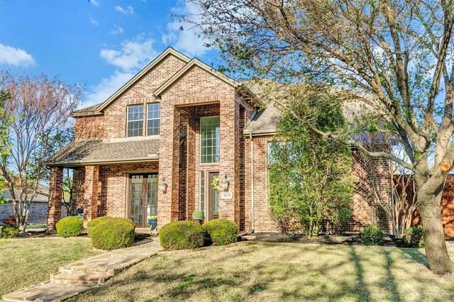 1514 Pleasant Run, Allen, TX 75002 (MLS #14551661) :: Lyn L. Thomas Real Estate | Keller Williams Allen