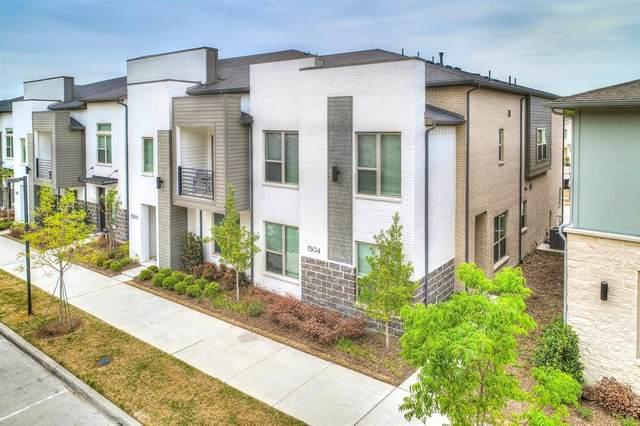 1504 Navasota Trail, Plano, TX 75075 (MLS #14551668) :: Trinity Premier Properties