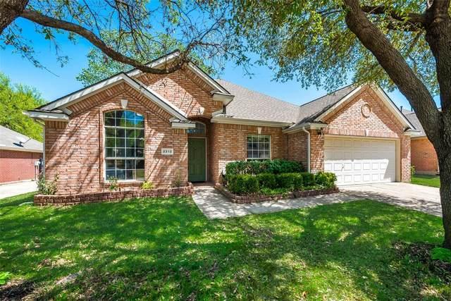 2312 Ash Leaf Lane, Flower Mound, TX 75022 (MLS #14551679) :: The Good Home Team
