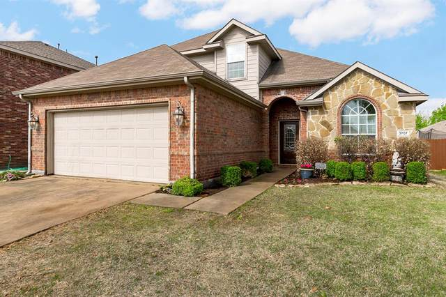 3707 Spring Run Lane, Melissa, TX 75454 (MLS #14551681) :: Russell Realty Group
