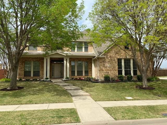 1912 Red Rock Drive, Mckinney, TX 75072 (MLS #14551682) :: The Kimberly Davis Group