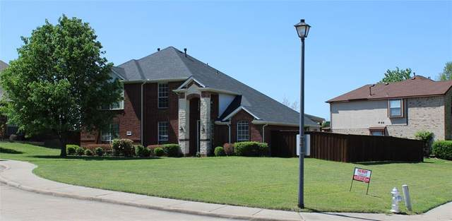 1820 Montauk Way, Desoto, TX 75115 (MLS #14551684) :: RE/MAX Pinnacle Group REALTORS
