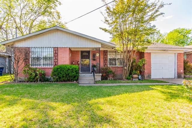 2019 Boyd Street, Dallas, TX 75224 (MLS #14551691) :: Lyn L. Thomas Real Estate | Keller Williams Allen