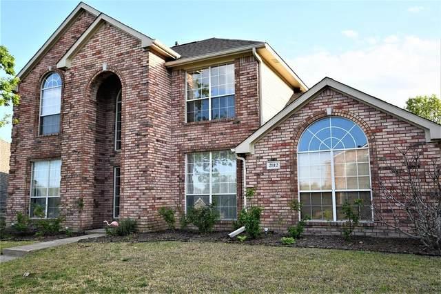 2812 Southridge Drive, Sachse, TX 75048 (MLS #14551698) :: The Chad Smith Team