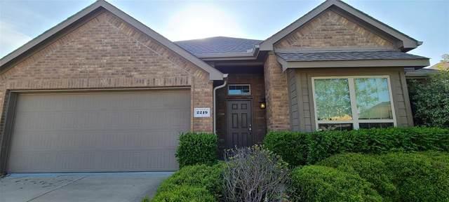 2219 Abela Drive, Waxahachie, TX 75165 (MLS #14551703) :: The Hornburg Real Estate Group
